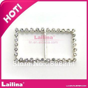 Fashion rhinestone buckle