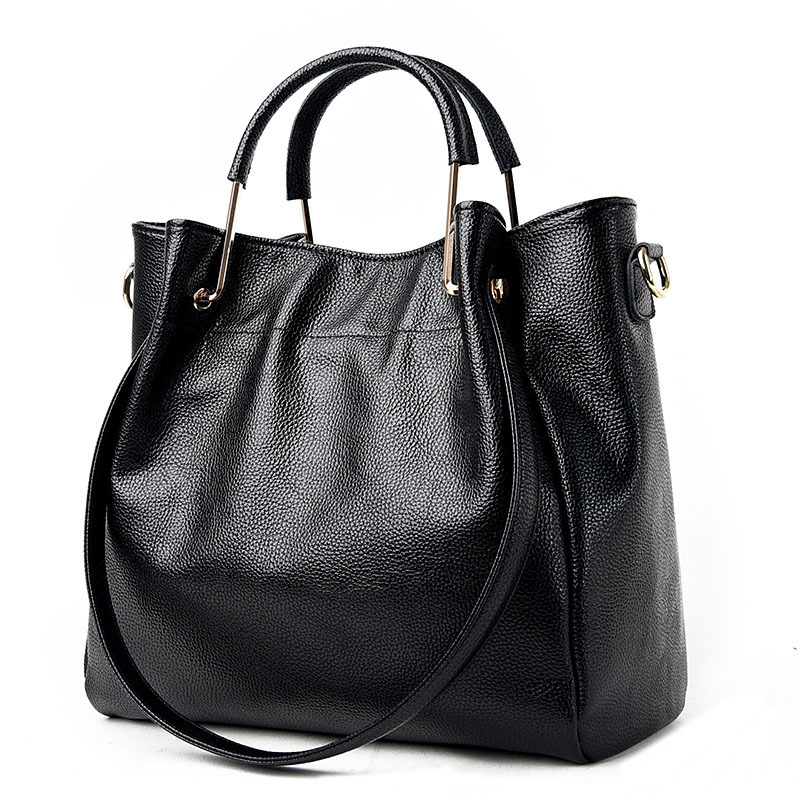 Sac à main Designer femmes sacs à main en cuir véritable marque célèbre Sac fourre-tout printemps femme Messenger Sac à bandoulière femmes Bolsos Sac