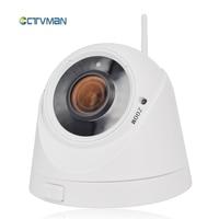 CTVMAN IP Camera Outdoor Dome Wifi Wireless 1080P Full HD Security Video Wi-fi 2mp P2P Exterior SD Card Slot IR Surveillance Cam