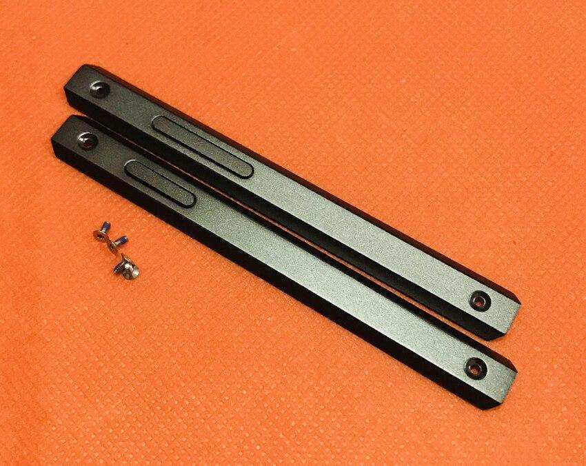 Verwendet Original telefon Front rahmen trimmen + tasten + schrauben für Nomu S30 MINI MTK6737T Quad Core Kostenloser versand