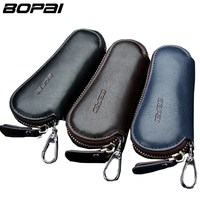 Key Holder Genuine Leather Bag Car Key Wallet For Men