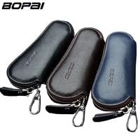Key Holder Genuine Leather Bag Car Key Wallet For Men