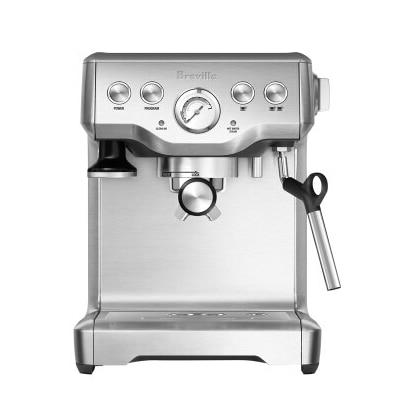 Breville Platinum Rich Bes840xl Original Australian Import Semi Automatic Coffee Machine Home