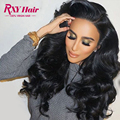 RXY Malaysian Body Wave 3 Bundles 100% Unprocessed Wet And Wavy Human Hair Top 8A Grade Malaysian Virgin Hair Body Wave