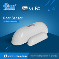 NEO COOLCAM Z Wave Door Window Sensor Compatible With Z Wave 300 500 Series Magnet Lock