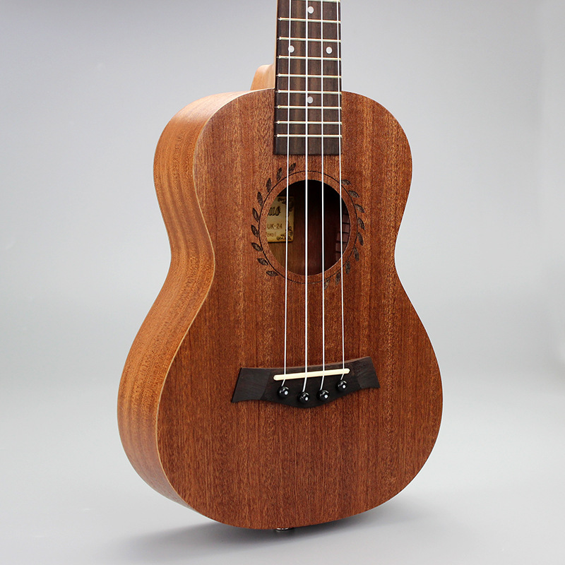 Concert Ukulele 23 Inch Hawaiian Mini Guitar 4 Strings Ukelele Guitarra Handcraft Wood Mahogany High Quality Musical Uke