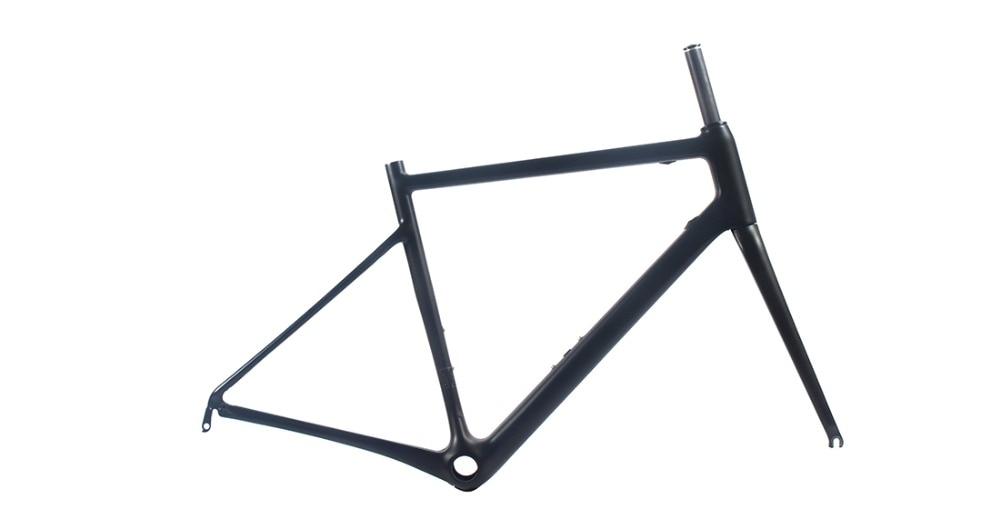Super Light DI2 Carbon Fiber T800 Road Bike Frames high quality road Disc Brake carbon bicycle frame цена