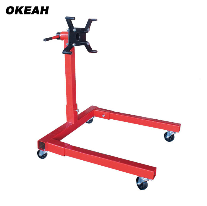 1250 LBS Engine Stand Transmission Flip Bracket Provide A Variety Of Car Repair Tools