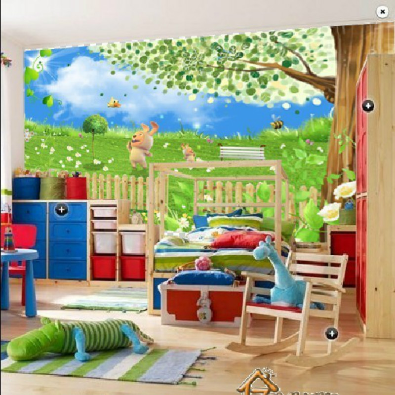 Large-scale Mural 3D wallpaper 3D wallpaper tv background 3D wallpaper sofa wall murals for kids room wallpapers for living room mural children room large murals kindergarten background wall 3d wallpaper murals seamless 3d 3d wallpaper space exploration