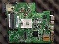 Para toshiba satellite l745 hm65 laptop motherboard integrado, da0te5mb6f0 a000074690100 % testado completa testado garantia 60 dias