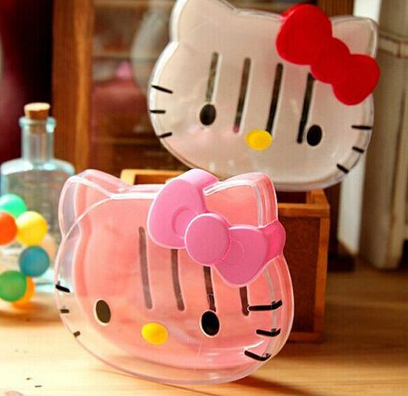Super Kawaii High Quality 12.5*10CM Hello Kitty Bathroom ...