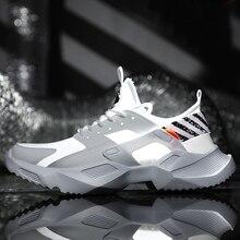 Дышащие спортивная обувь для мужчин Женская белая спортивная обувь мужские кроссовки Zapatos Corrientes De Verano chaussure homme De Marque