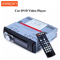 1563U 12V Car Audio Stereo Support USB SD Mp3 Player AUX DVD VCD CD Player with Breakpoint Memory Playing with Remote Control