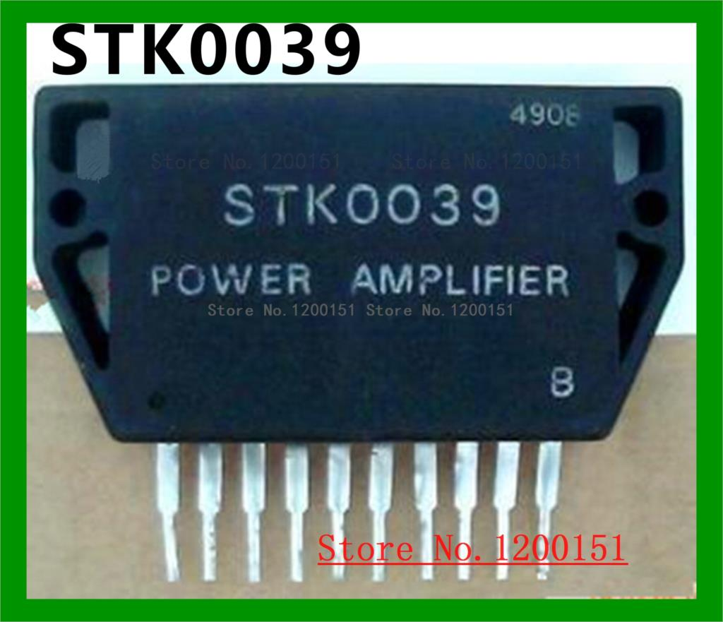 STK4241II New Replacement IC Audio Amplifier Integrated Circuit