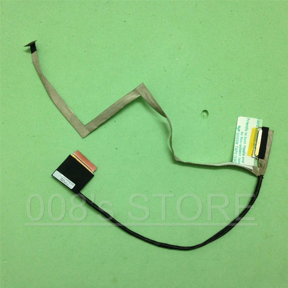 New Notebook LED LCD Screen LVDS VIDEO Connector Cable For HP 450 G0 G1 450G0 450G1 455 Probook 2013 S15 50.4YX01.001 727626-001