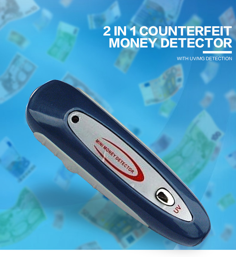 High Quality detector money