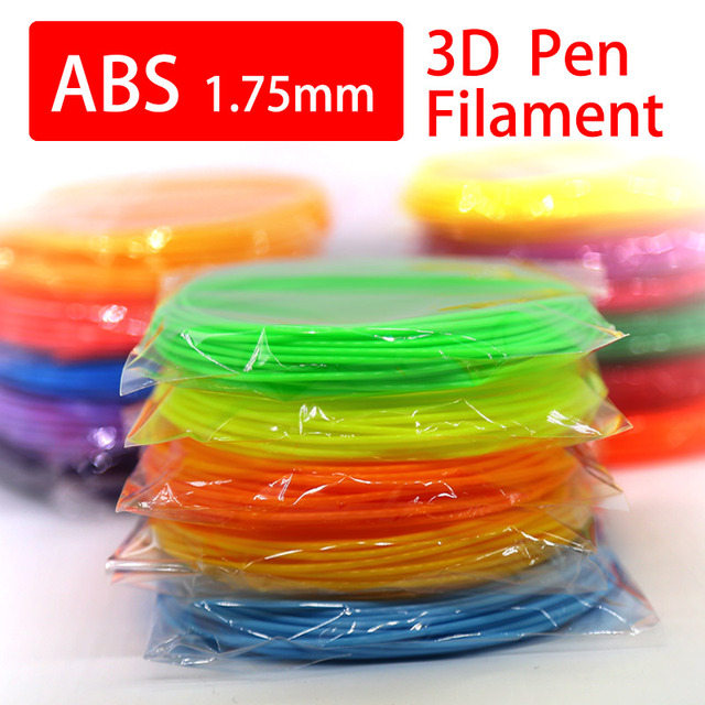 3D Printer ABS and PLA Filament