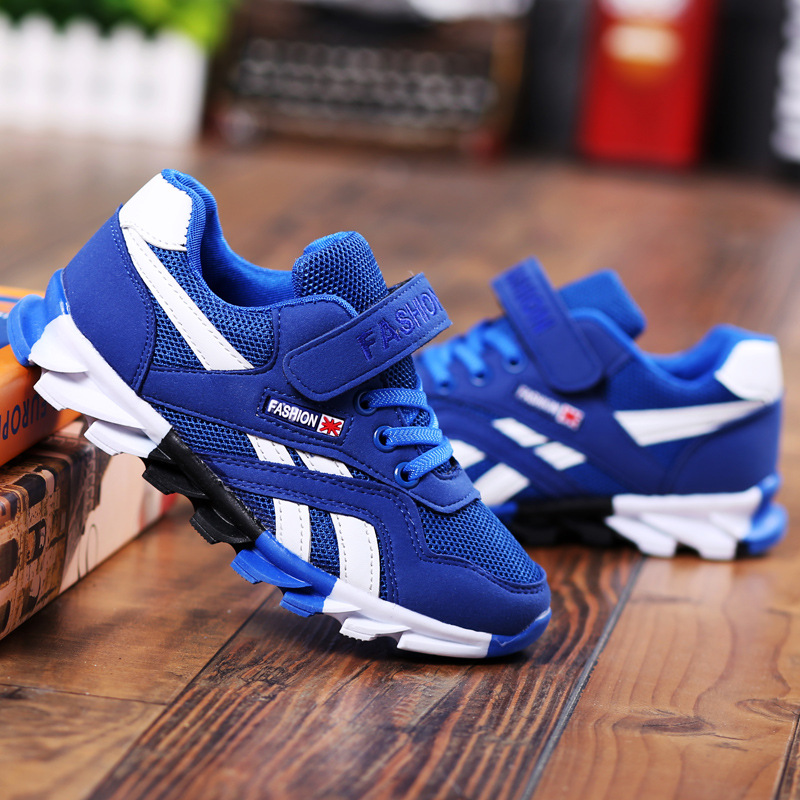 qloblo Fashion Sneakers Jongens Sportschoenen Running Merk - Kinderschoenen - Foto 3