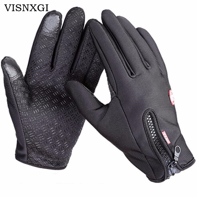 Windstopers Anti Slip Windproof Thermal Warm Touchscreen Glove