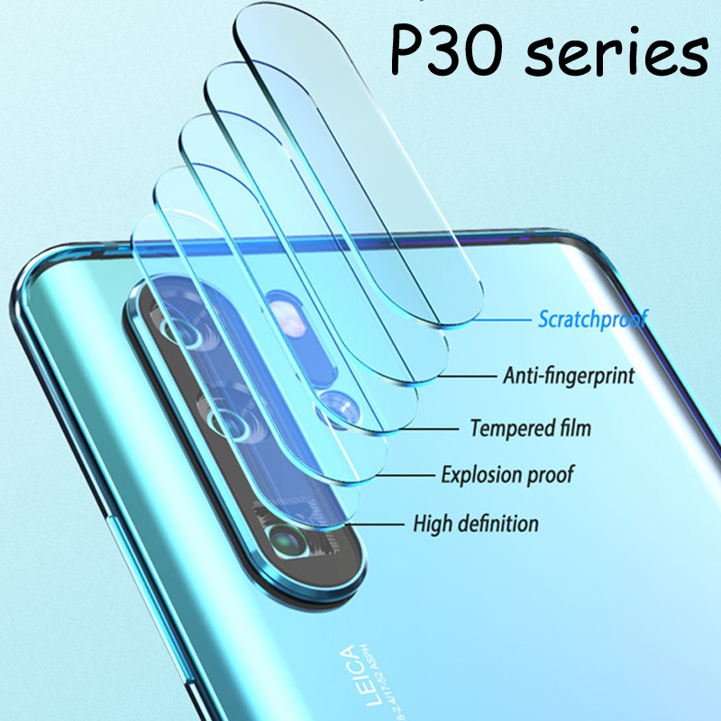 Camera Lens Tempered Glass For Huawei 30 Pro Light Pro30 Back Lens Protector Films For Huawei P30 Lite P30pro Cover Film Glas HD