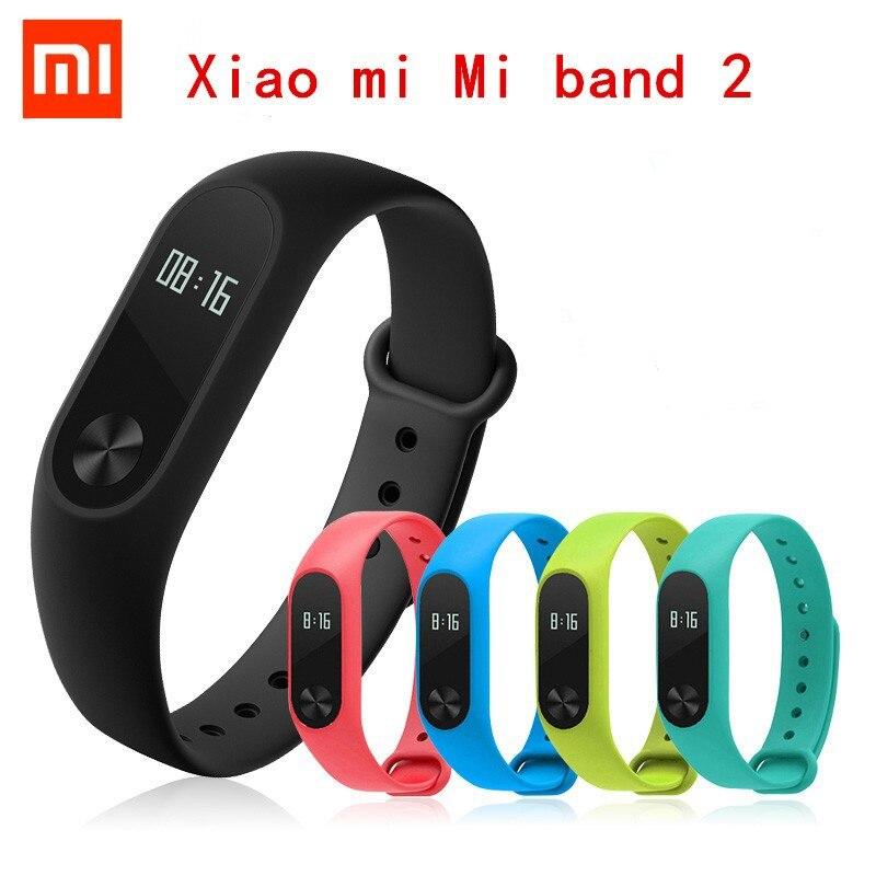 Original Xiaomi M2 Smart Bracelet Heart Rate Wristband Passometer Sleep Tracker