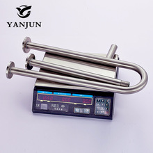 Yanjun Stainless Steel Disability Grab Rail Support Handle Bar Bathroom Safety Aid Hand Rail Steel YJ-2008