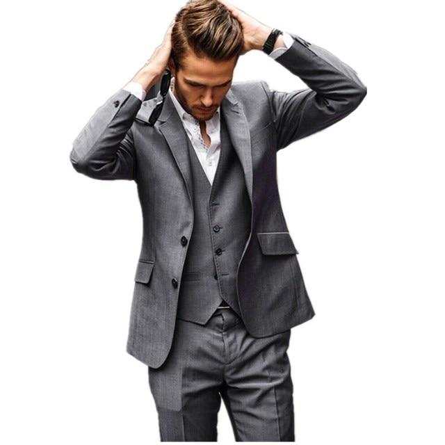 dfa6570e9aa16 Elegante hombre joven formal del partido traje azul de la boda de prendas  de vestir para