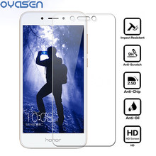 Explosion-proof Screen Protector For Huawei Honor 6A 9H Tempered Glass Protective Film For Huawei Honor 6A DLI-TL20 DLI-AL10 tempered glass 9h explosion proof front screen protector for huawei honor v9 pla
