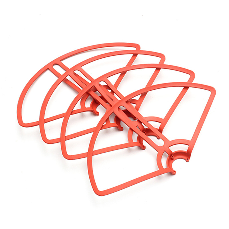 4Pcs Xiaomi Mi Drone 1080P 4K Version Propeller Protective Cover Prop Guard Protector For RC Quadcopter Camera Drone Accs f15631 jmt 4pcs quick release propeller bumper protection guard cover for dji phantom 1 2 3 rc helicopter drone uav fs