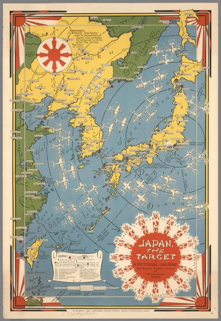 Aliexpresscom Buy Pictorial Jap Map Of Japan Fighter Classic - Japan map poster