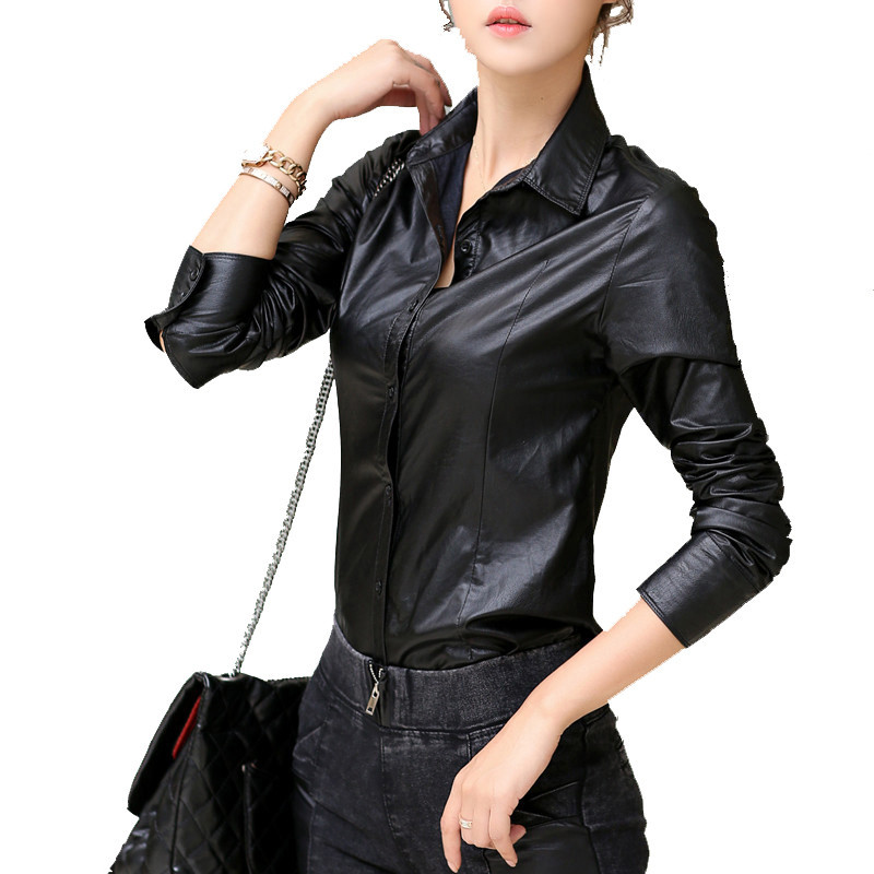 Shop eBay for great deals on Women's Leather Tops & Blouses. You'll find new or used products in Women's Leather Tops & Blouses on eBay. Free shipping on selected items.