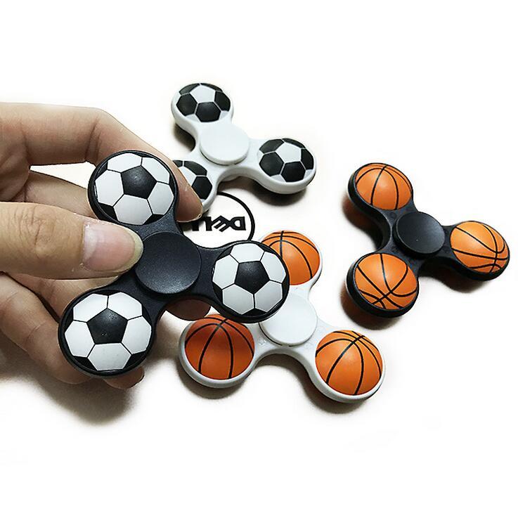 Hand Spinner Football 3
