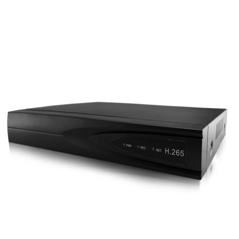 48v POE H 265 NVR CCTV Surveillance 8CH Network IP Recorder 2 0MP 5 0MP IP