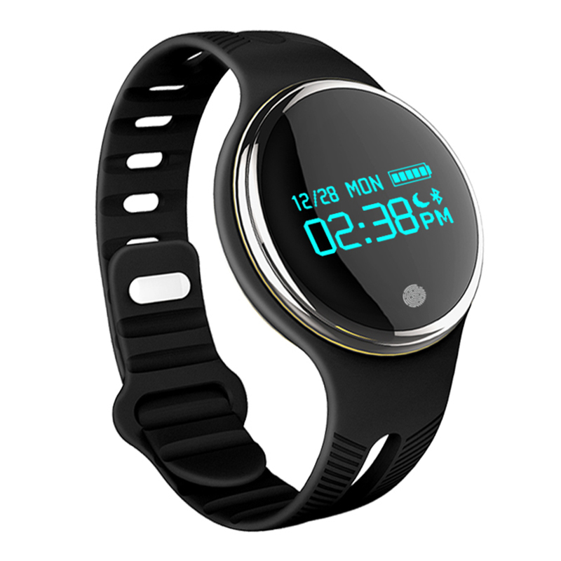Original E07 Smart Watch android IOS IP67 Waterproof Bluetooth 4.0 Smartband Pedometer Sport Smartwatch Fitness Tracker mymei bluetooth pedometer tracker smartband remote camera wristband for android ios sc