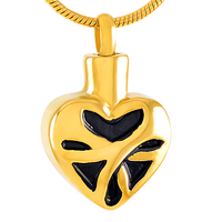MSU 4 New Gold Silver Plated Small Heart Necklaces Bijoux For Women Collars Fashion Jewelry Collarbone Pendant