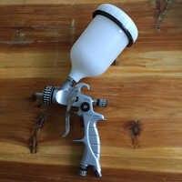 PISTOLA DE PULVERIZACIÓN SAT1215 hvlp de 1,4mm boquilla de aire de casa máquina de pintura neumática