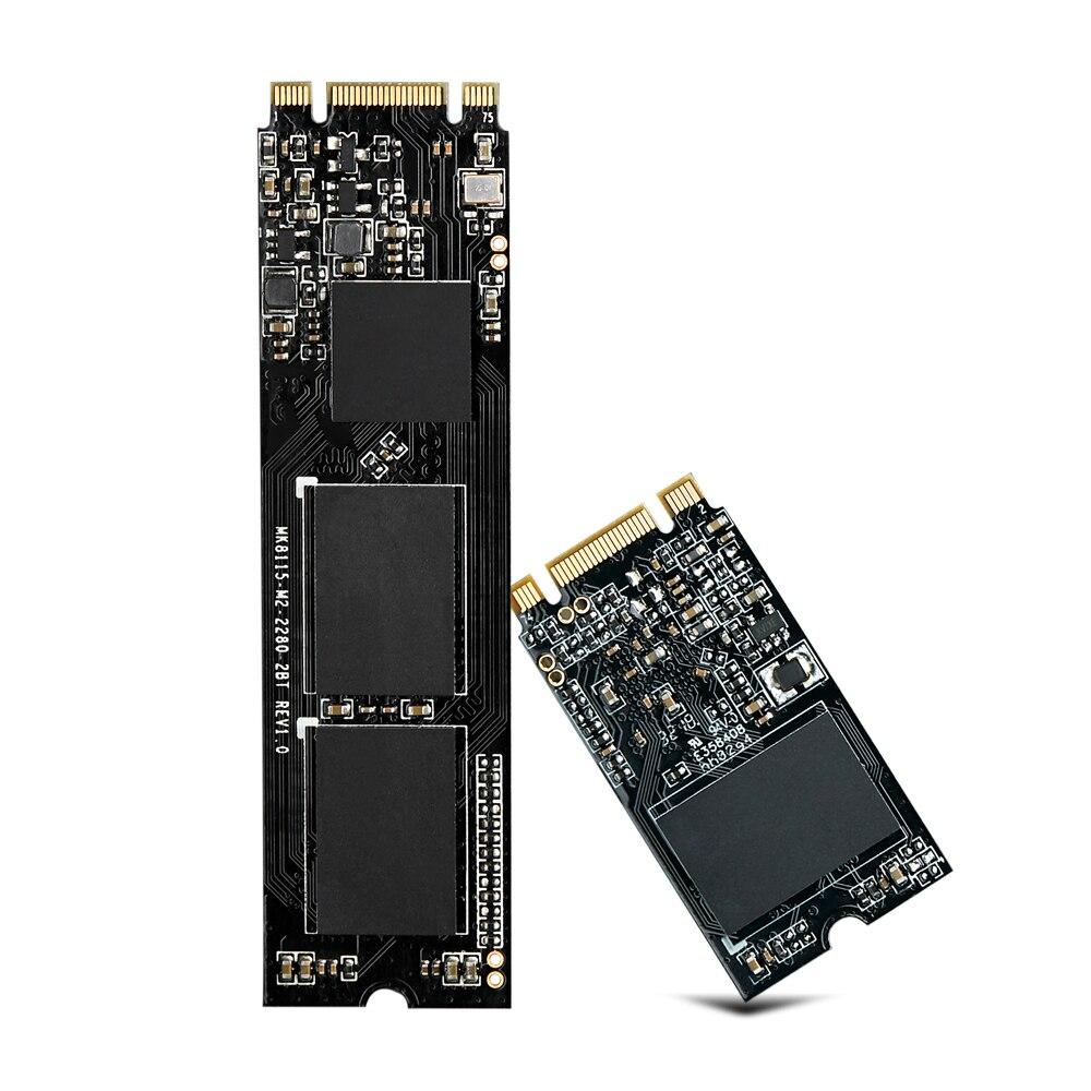 KingSpec m.2 ssd m2 960 gb NGFF 2242 SATA 2280 M.2 SSD 480 gb SATA3 6 Gb/s disque dur interne pour Jumper Ezbook 3 pro