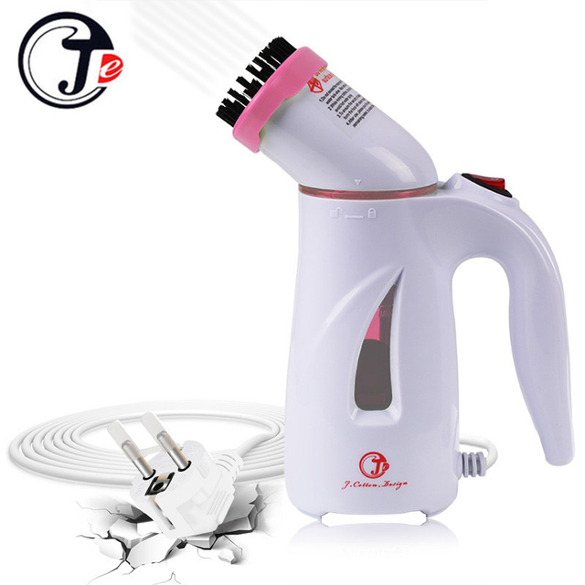 New Portable Clothes Steamer Iron Garment Steamers 220V 110V Steam Ironing Handheld dry Cleaning Clothes Home Appliance Travel