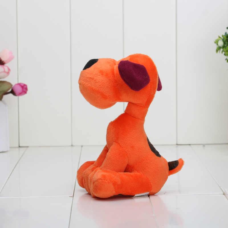 Filhote de Cachorro Dos Desenhos Animados Pocoyo Loula Pelúcia Brinquedos Figura 14 cm Animais Cão Loula Pocoyo Plush Toy Dolls