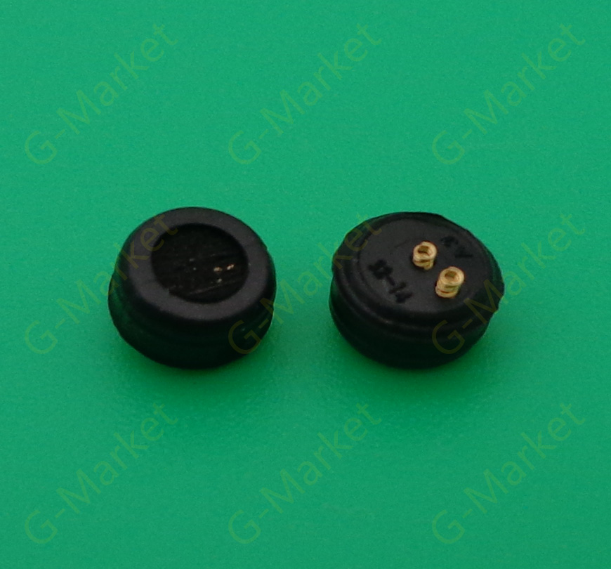 2pcs/lot XGE New For Nokia 6110 6120 6300 N73 N82 5300 5200 5700 Microphone Module Replacement Internal Mic Part