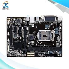 Gigabyte GA-B85M-D3V-A Original Used Desktop Материнских Плат B85M-D3V-A B85 LGA 1150 DDR3 i3 i5 i7 16 Г Micro-ATX