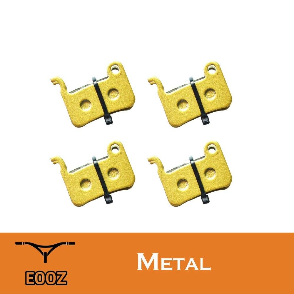1 Pair Bicycle Disc Brake Pads Semi Metallic Brake Parts Fits for M965 M601 TW