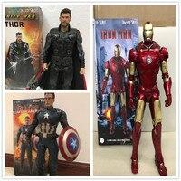 Movie Avengers 4 Endgame Infinity Civil War Iron Man Captain America Raytheo Bloodborne The Old Hunters Action Figure Model Toy