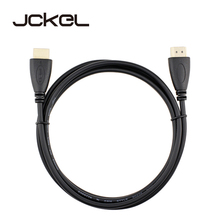 JCKEL 1m 3D 4K HDMI 1.4 Male to HDMI Male Cable Video Connector Adapter for LCD DVD HDTV XBOX PS3 Projector Computer PC Switch