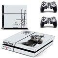 The witcher 3 дикая охота PS4 Наклейку Кожи для Sony PlayStation 4 и 2 контроллера скины