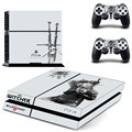 the witcher 3 wild hunt  PS4 Skin Sticker for Sony  PlayStation 4 and 2 controller skins