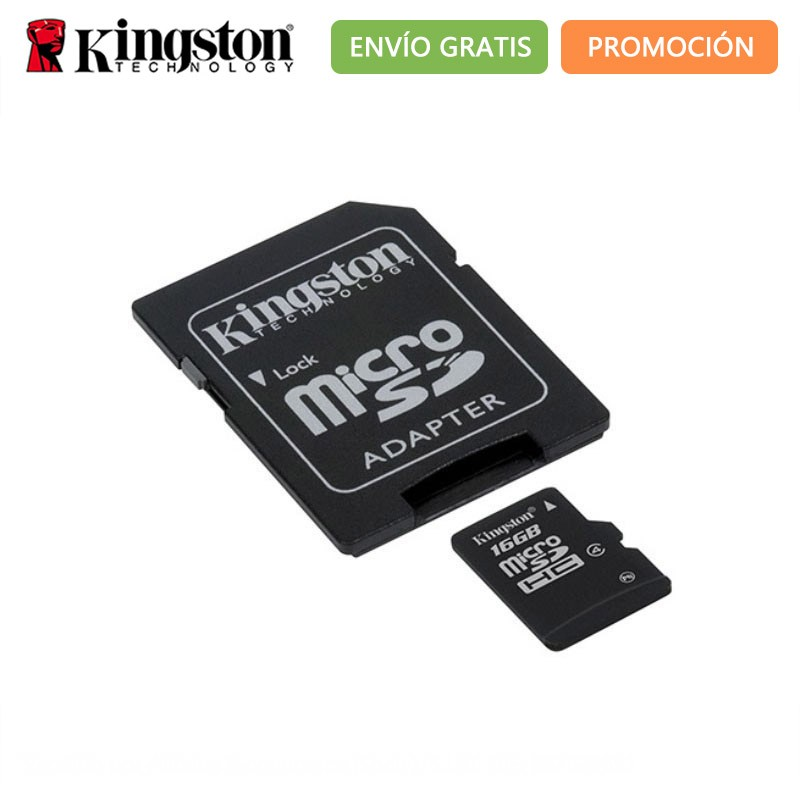 Original Kingston Micro SD Memory Card MicroSDXC 128GB Class 10 High Speed Mini TF Card 128 GB With SD Adapter
