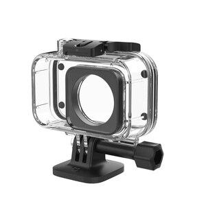 Image 2 - Original Xiaomi Camera Diving Case 40m Waterproof Protector for Xiaomi Mini Sport Action Camera 4K IP68 Rating Anti fog Film