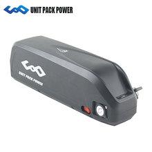 52 V/48 V 1000W Hailong Ebike батарея 52 V/48 V 13Ah Электрический велосипед велосипедные Аккумуляторы для Bafang 1000W BBSHD BBS03 750W 500W BBS02