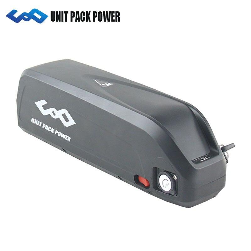 52 V 1000 W Hailong Ebike Batterie 52 V 13Ah Elektrische Fahrrad Batterien für Bafang 48 V 1000 W BBSHD BBS03 750 W 500 W BBS02 Motor
